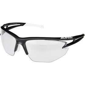 Alpina Eye-5 HR VL+ Aurinkolasit, black matt-white/black